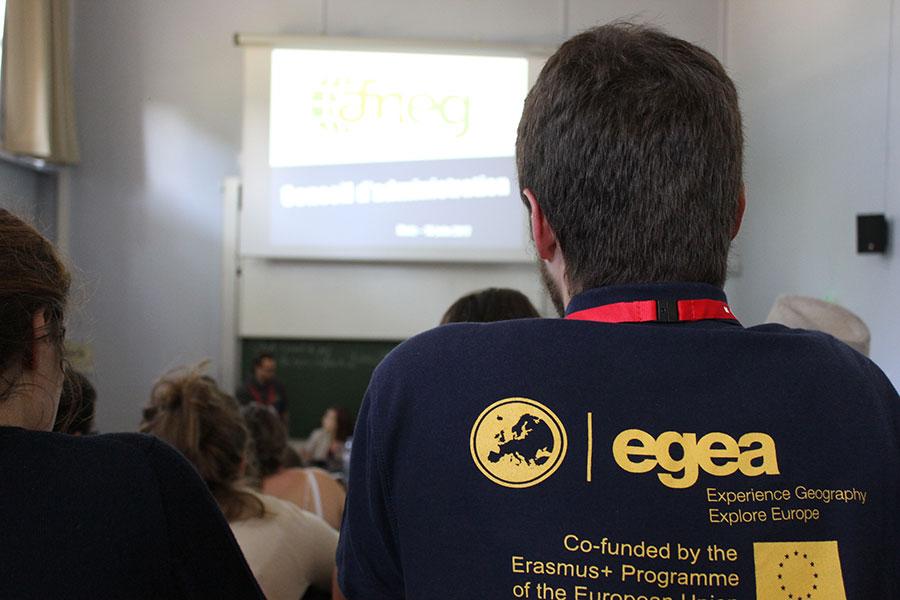 EGEA au 3ème Congrès national des 10 ans